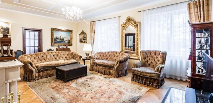 Luxusní vila na prodej na Praze 5-576m