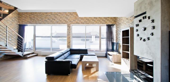 Mezonetový byt na pronájem na Vinohradech 139m