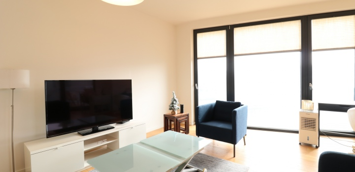 Luxusní byt na pronájem Praha 8 - 81m