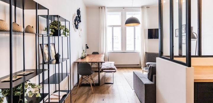 Prodej bytu na Vinohradech - 77m