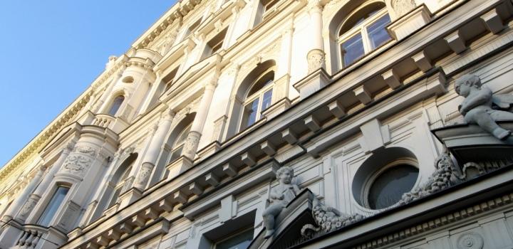 Pronájem bytu Praha 1 - 43m