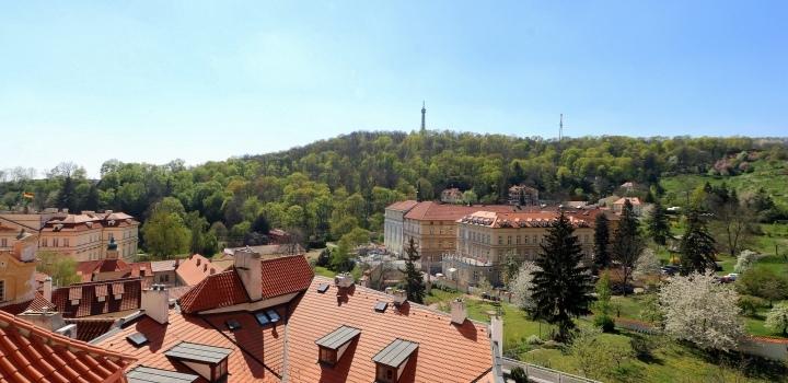 Luxusní byt Praha 1 - Malá Strana 66m