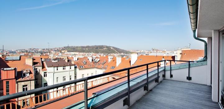 Luxusní byt na prodej - Praha 2 - Nové Město