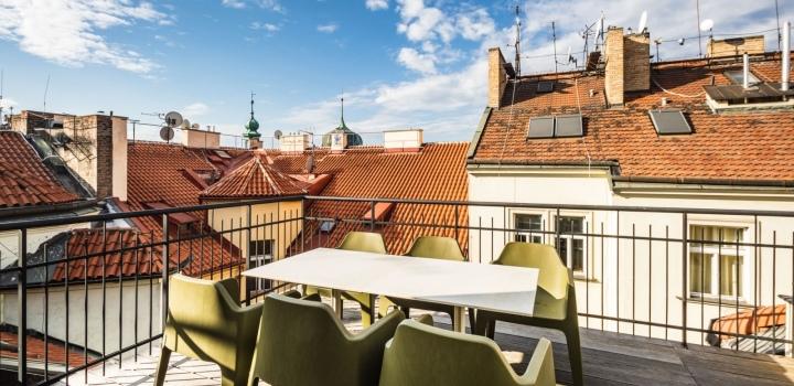 Luxusní byt Praha 1 - Nové Město - 292m