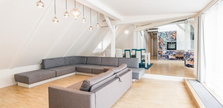 Luxusní byt s terasami Staré Město Praha 1