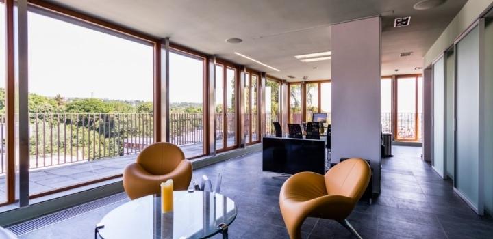 Luxusní penthouse na prodej