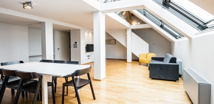 Luxusní byt na prodej Praha 1 - Nové Město