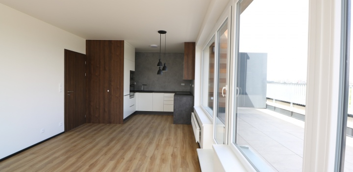 Pronájem bytu 3+kk, Praha - Barrandov, 109m
