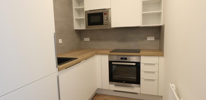 Pronájem bytu 2+1, Praha - Barrandov, 55m