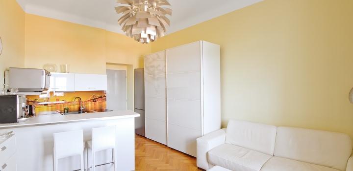 Prodej bytu 2+kk - Praha 3 - Žižkov