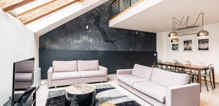 Luxusní byt na prodej na Novém Městě - 273m