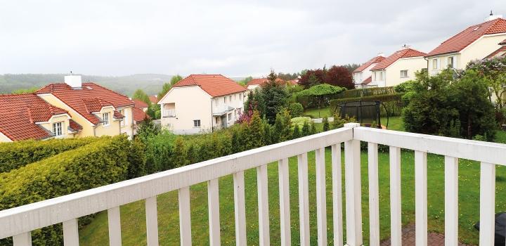 Luxusní vila na pronájem v Nebušicích-223m2