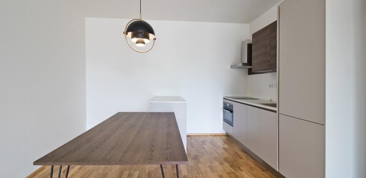 Luxusní byt 3+kk k pronájmu v Karlíně - Praha
