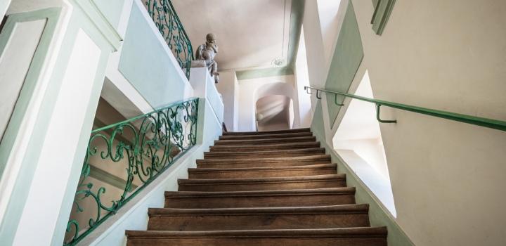 Byt s historickými prvky - Praha 1 - Malá