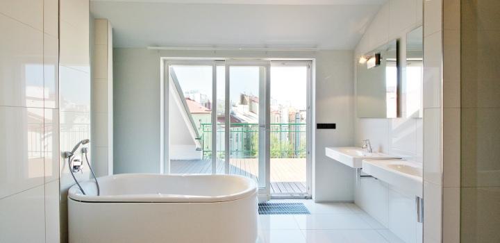 Luxusní byt Malá Strana 48m