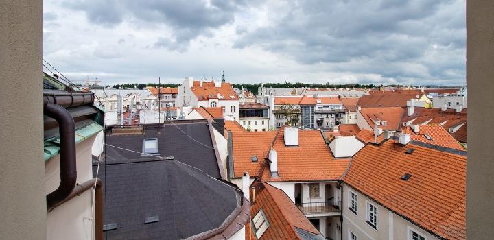 Luxusní byt na pronájem - Praha 1 - Staré