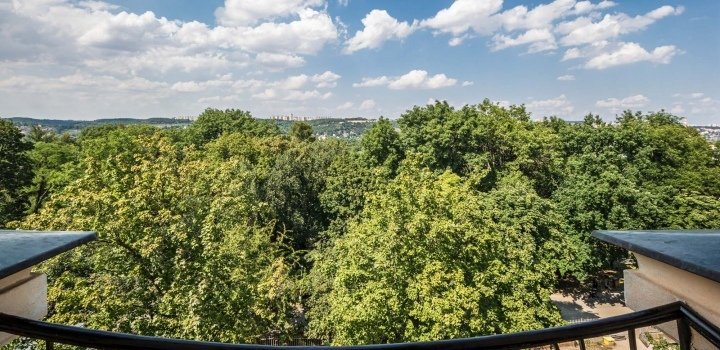 Luxusní byt na prodej Bubeneč - Praha