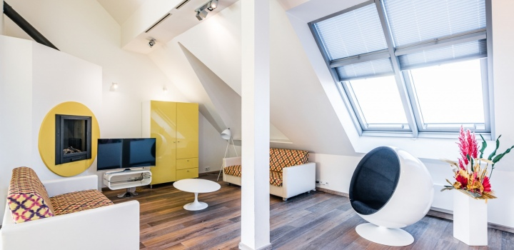 Luxusní byt na pronájem Praha 1 Nové Město