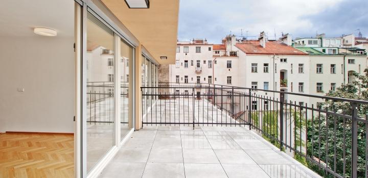 Byt na pronájem Nové Město - Praha 1 - 108m