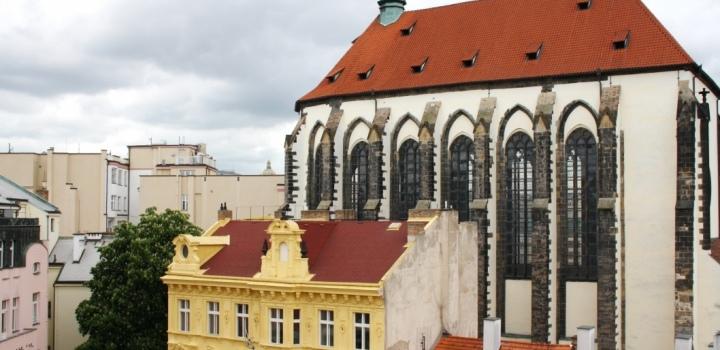 Půdní byt Praha 1 - 138m
