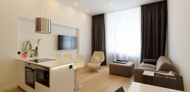 Luxusní byt na prodej Praha 1 - 60m