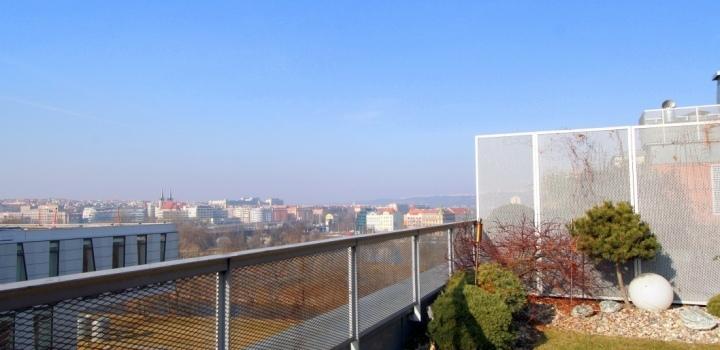 Luxusní byt s terasou 245m