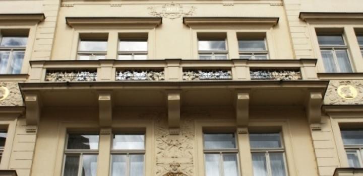 Obchod 300m v centru Prahy