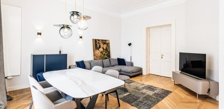 Luxusní byt na pronájem Praha 1 - Josefov
