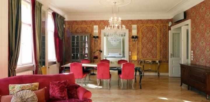 Luxusní byt na Praze 1 - 155m