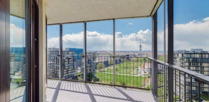 Luxusní byt na prodej na Praze 3 - 159m