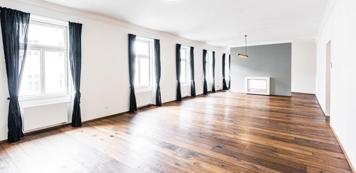 Luxusní byt na prodej Vinohrady - 242m
