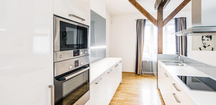 Luxusní byt na prodej Praha 1 - Malá Strana