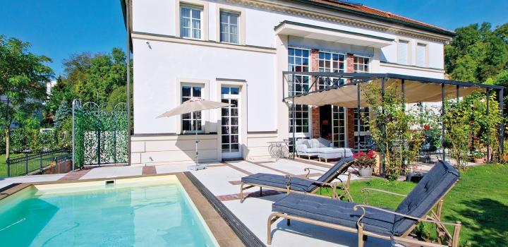Luxusní vila na prodej na Praze 6 - 590