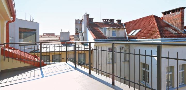 Luxusní byt na pronájem, Vinohrady - 84