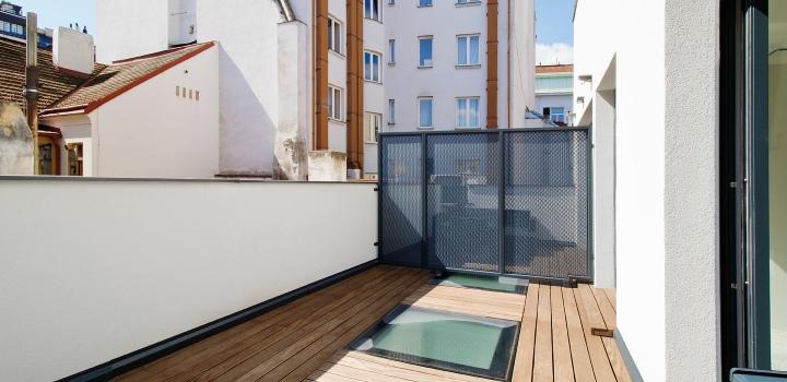 Luxusní byt na prodej - Petrská čtvrť - 85m