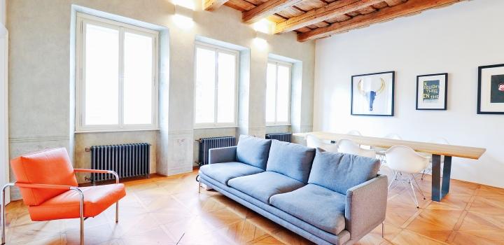 Luxusní byt na prodej - Malá Strana - Praha 1