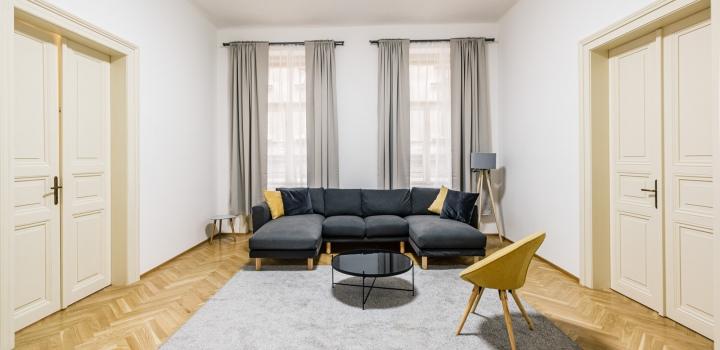 Luxusní byt k pronájmu Praha 1 - Nové Město