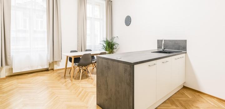 Luxusní byt k pronájmu - Nové Město - 127m