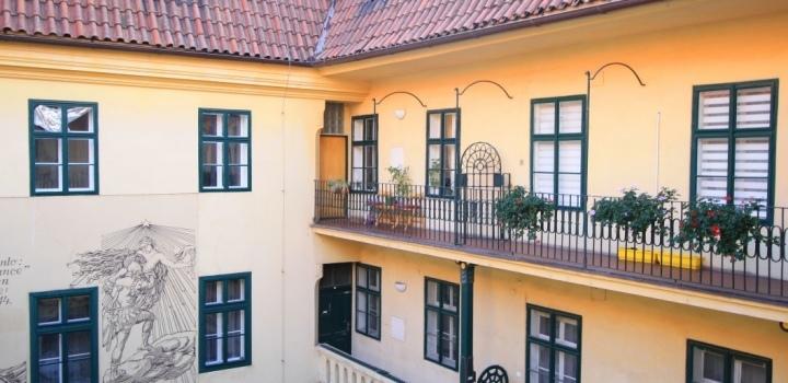 Luxusní byt k prodeji Praha 1 - 160m