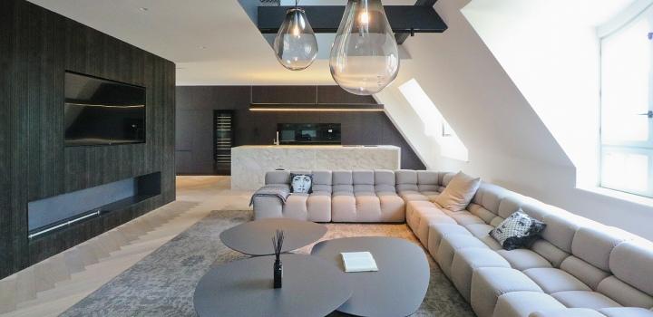 Prodej luxusního bytu Praha 1- 212m