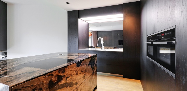 Luxusní byt na pronájem na Praze 5 - 130m