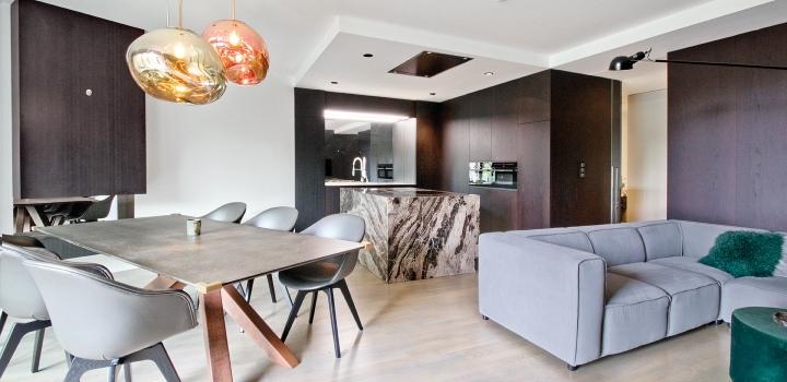 Luxusní byt na prodej, Praha 5 - 130m
