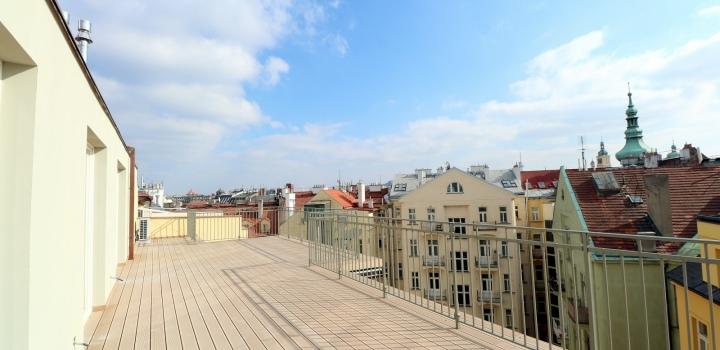 Luxusní byt Staré Město 315m