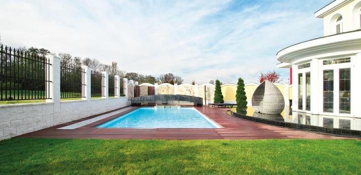 Luxusní penthouse Troja 445m