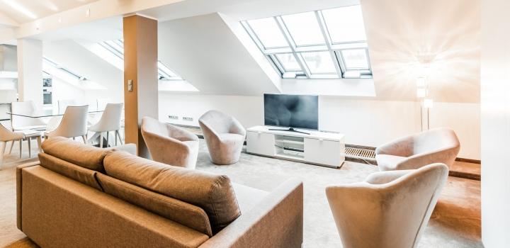 Luxusní byt na prodej Malá Strana - 199m