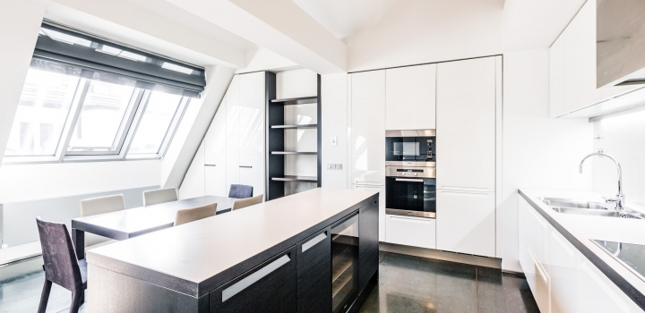 Luxusní byt na prodej Praha 1 - 113m