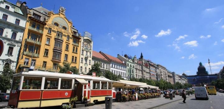 Činžovní dům na prodej - Praha 1 - Nové Město