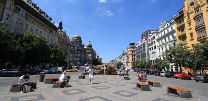 Byt na pronájem Praha 1 - 151m