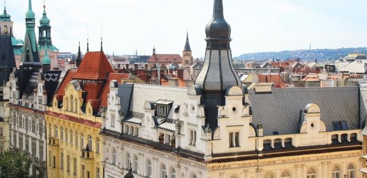 Luxusní byt k prodeji Josefov Praha
