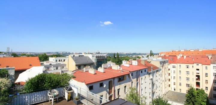 Prodej bytu Praha 3 - 118m